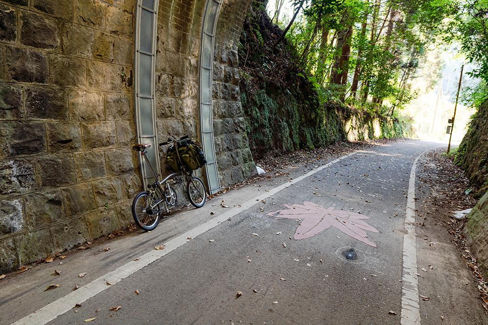 メイプル耶馬サイクリングロード