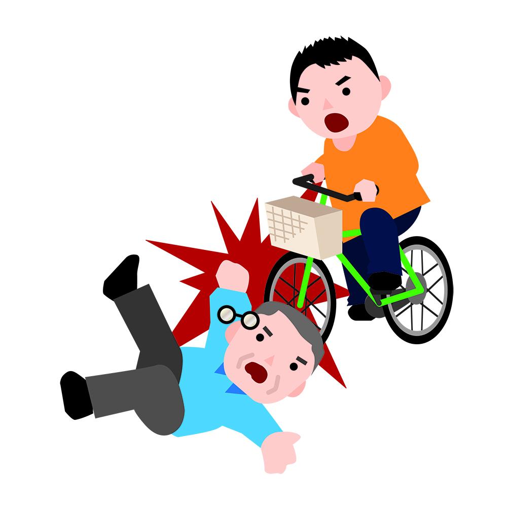 個人賠償責任保険_自転車
