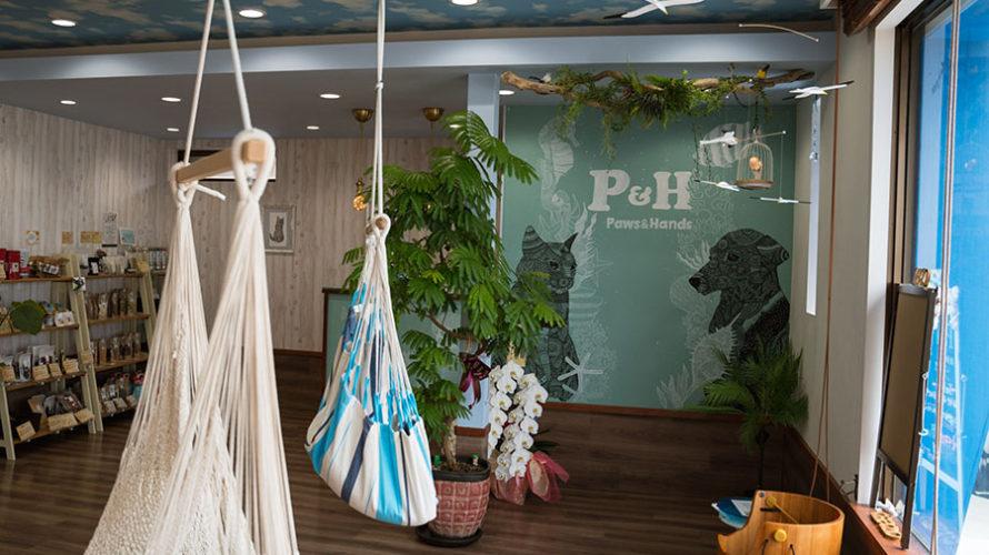 東洋医学『ペットも人も元気になれる施設』P&Hへ行ってきました。