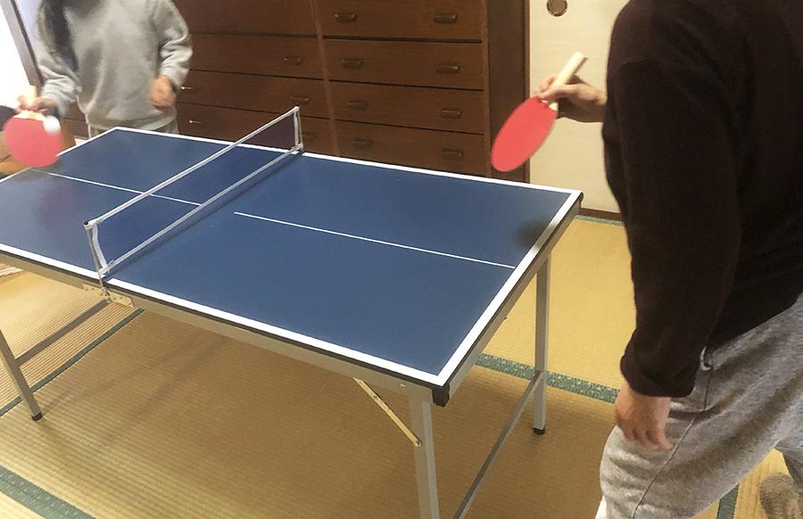 家庭用卓球台