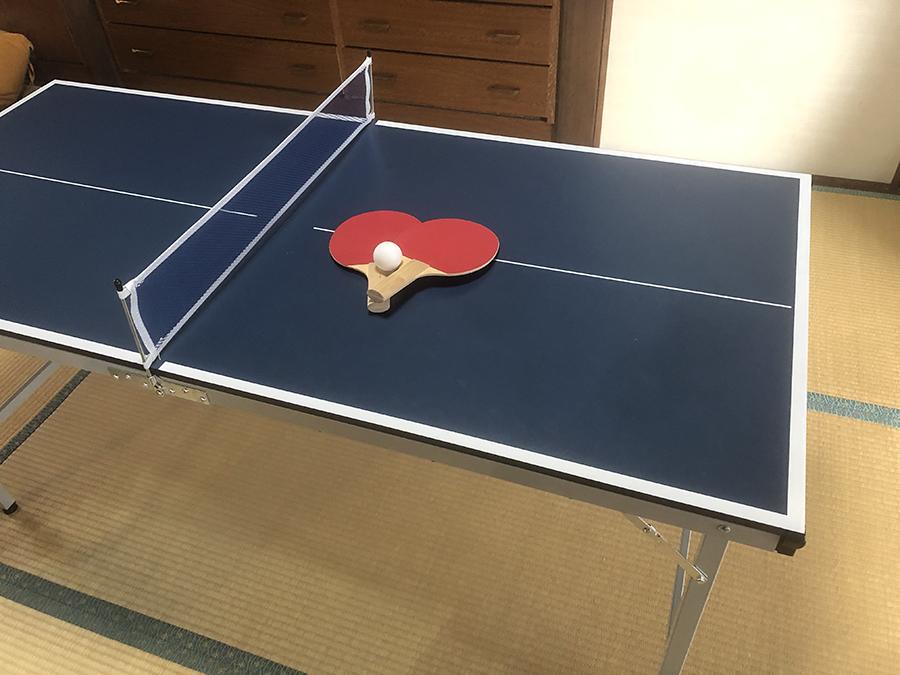 卓球台セット